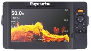 Raymarine Element Series with HyperVision