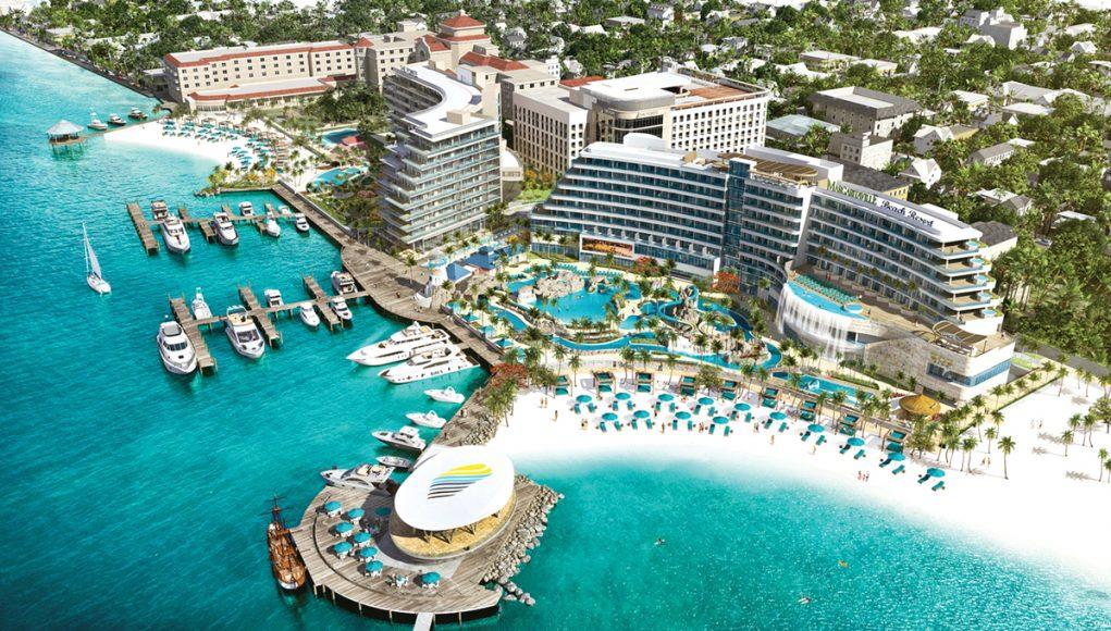 The Changing Nassau Skyline