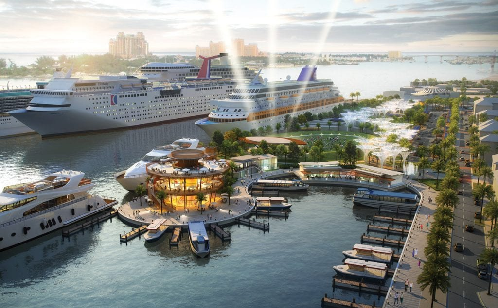 The island's waterfront is transforming, but what does a changing Nassau mean for boaters?
