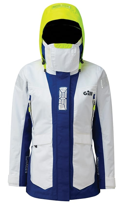 gill rain jacket is great for fishing