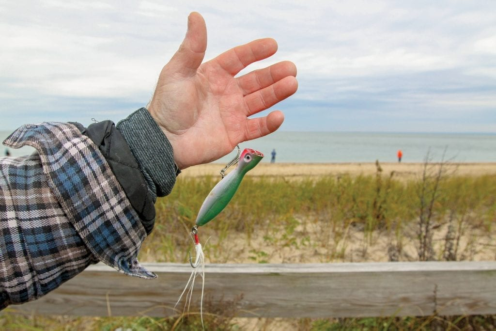 hook in hand, a major fishing fail