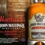 John Watlings Rum sidebar