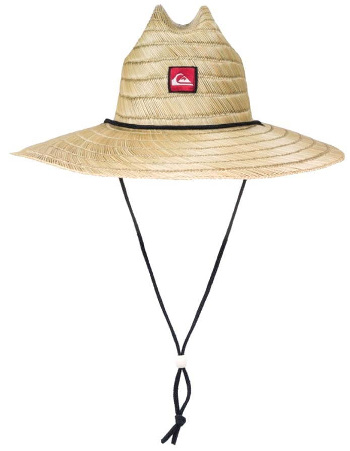 an image of the Quicksilver-straw-hat