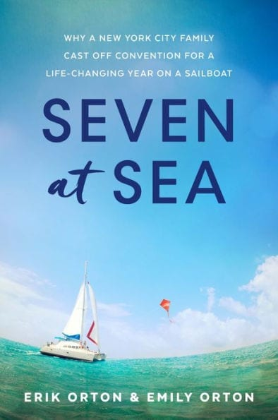 seven at sea book cover Southern Boating