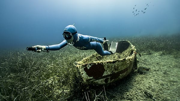 an image of he paralenz dive camera