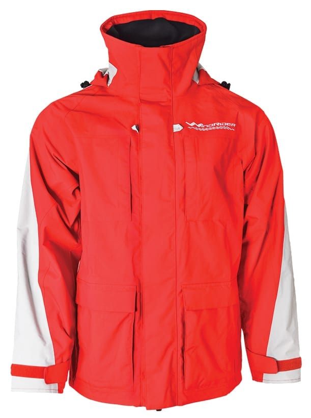WindRider Foul weather jacket for anglers