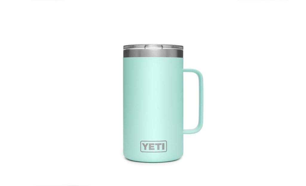 an image of a Yeti 24 oz Rambler Mug
