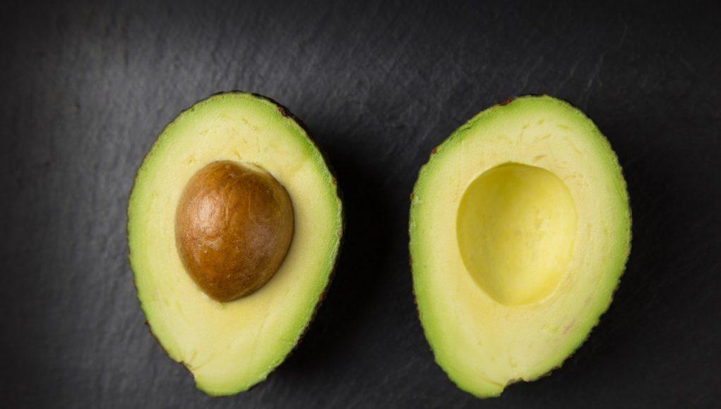 an image of an avocado for avocado salad