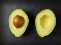 an image of an avocado for avocado salad