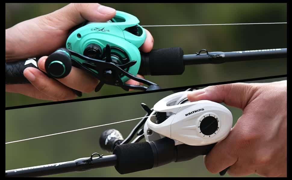an image of kastking cixus line top ten fishing gadgets