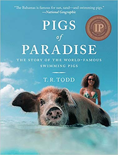 Pigs in paradise book cover