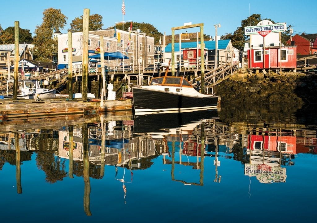 maine cruising itinerary
