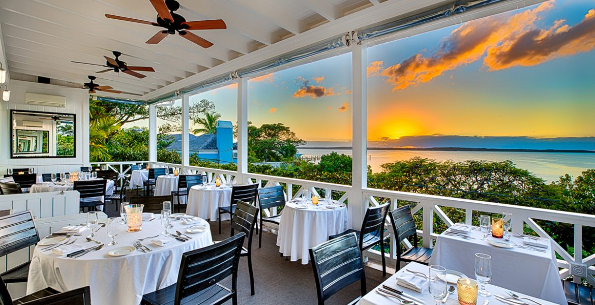 Dining In The Bahamas Is A Treat For