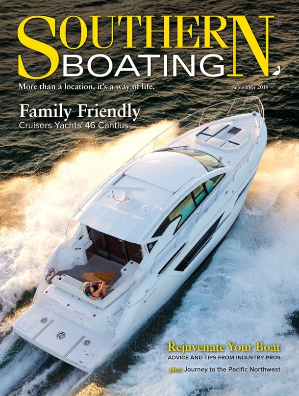 Southern Boating September 2019 Cover