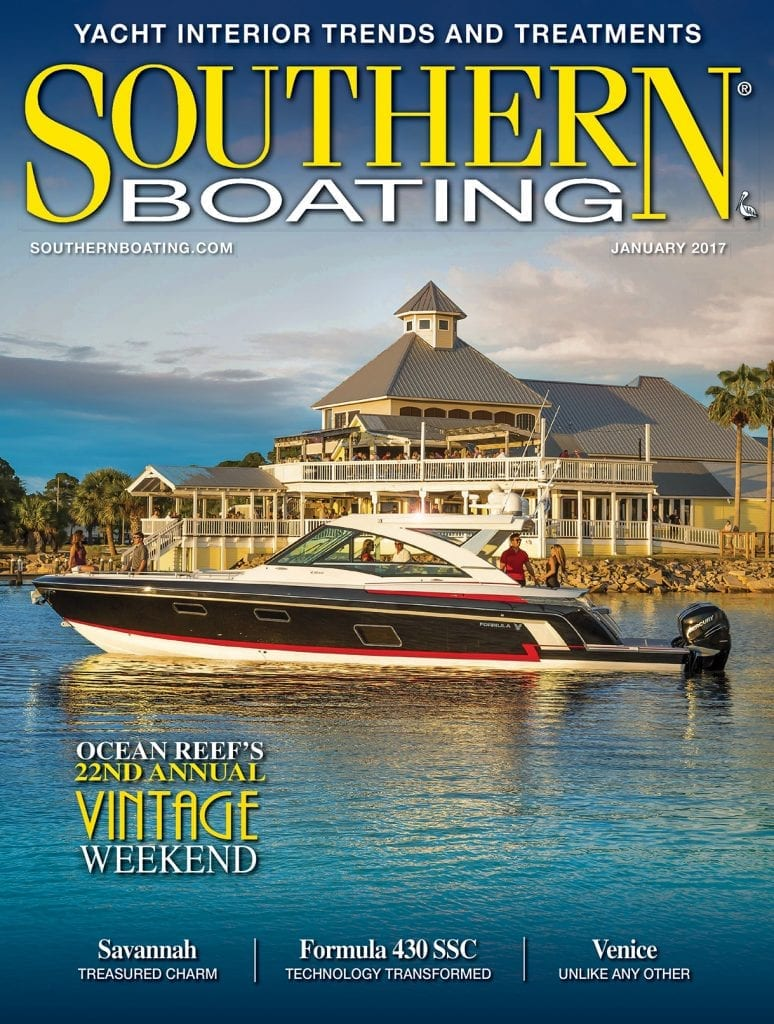 January 2017 Cover Southern Boating