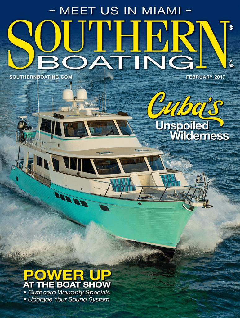 February 2017 Cover Southern Boating