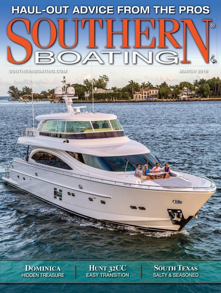 March 2016 Cover Southern Boating