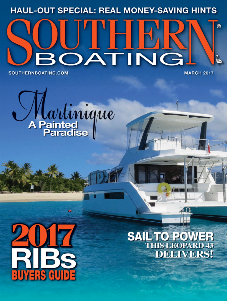 March 2017 Cover Southern Boating