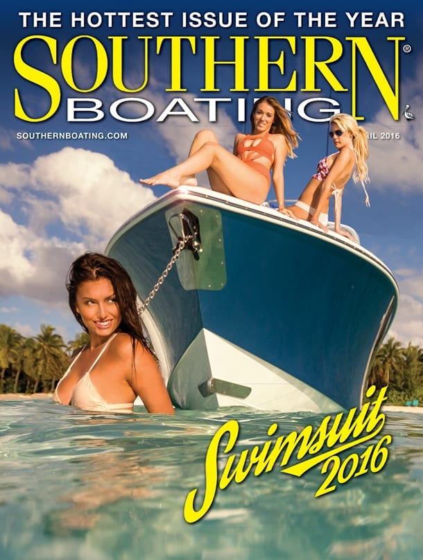 April 2016 cover southern boating