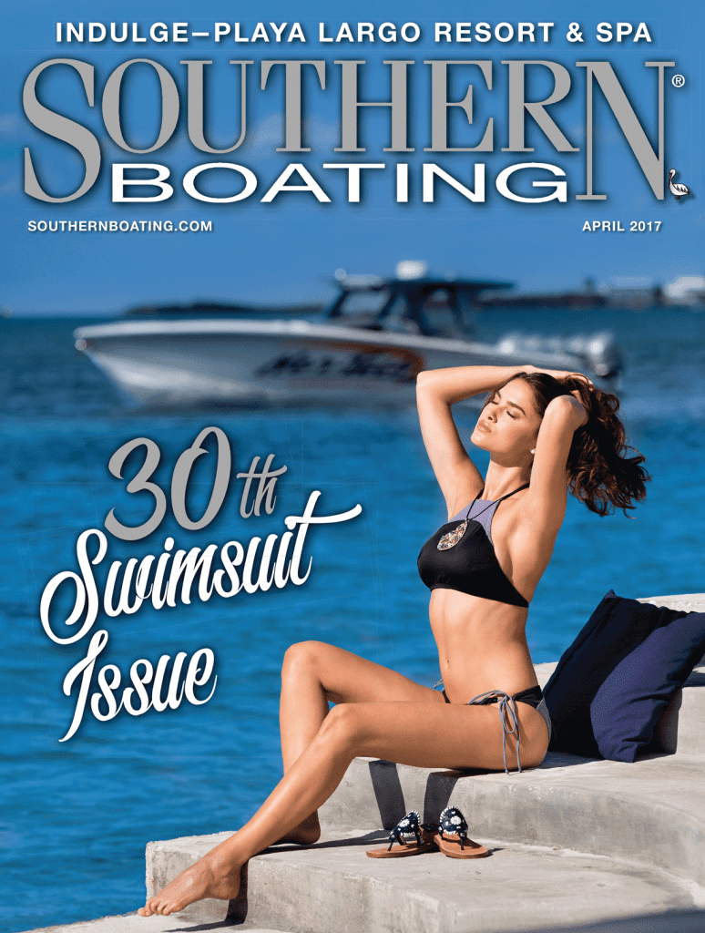 April 2017 Cover Southern Boating