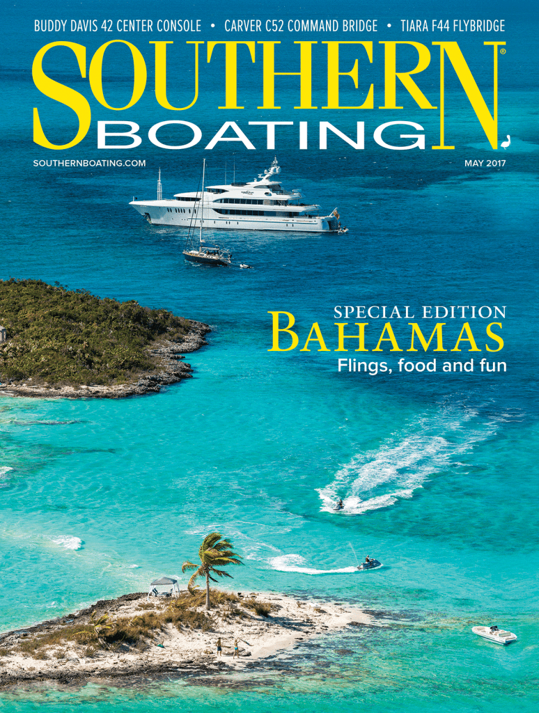may 2017 Cover Southern Boating