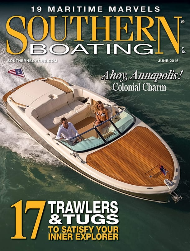 June 2016 Cover Southern Boating