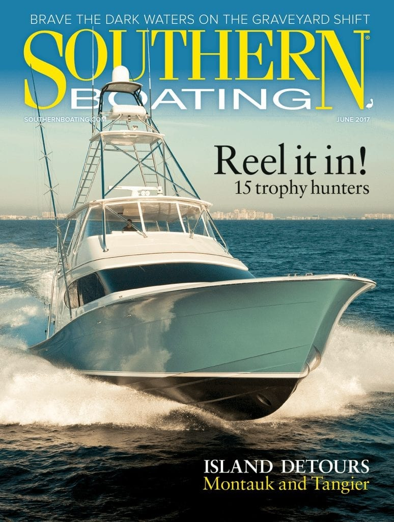 June 2017 Cover Southern Boating