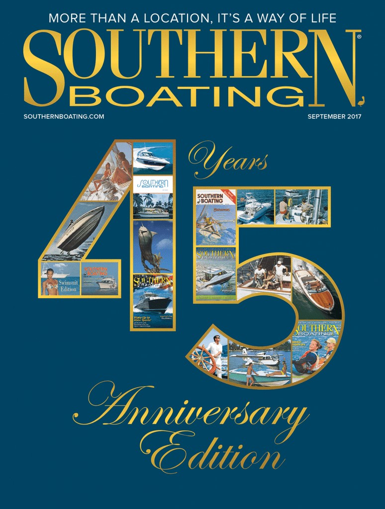 September 2017 Cover Southern Boating