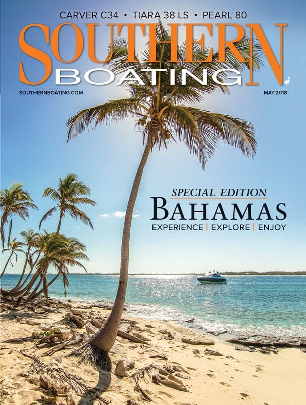May 2018 Southern Boating Cover