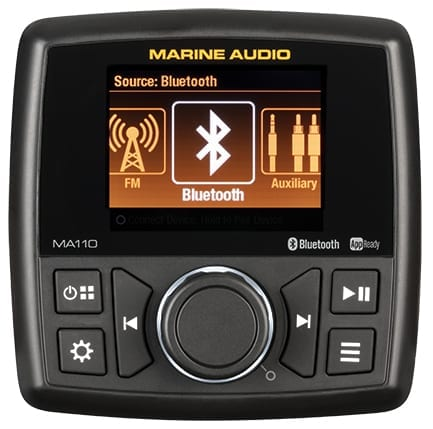 ASA Electronics Marine ready speakers for your boat