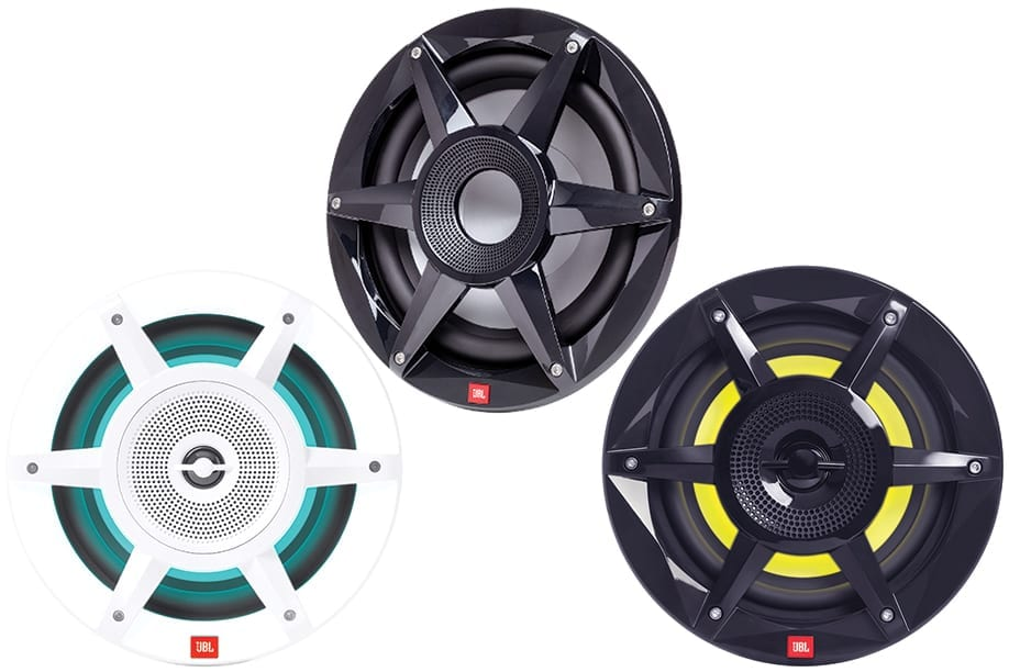 JBL stadium speakers for your boat